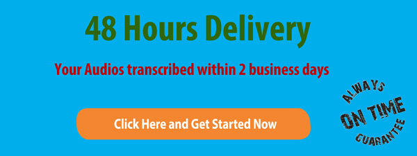 Fast Transcription Services